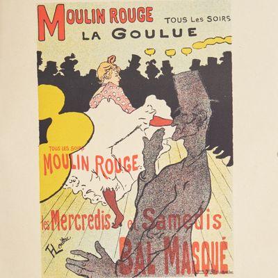 Les affiches Illustrées 1886-1895