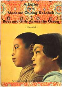 image of A Letter from Madame Chiang Kai-Shek to Boys and Girls Across the Ocean