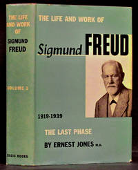image of The Life and Work of Sigmund Freud 1919-1939 Volume 3: The Last P