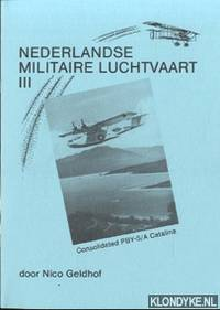 Nederlandse Militaire Luchtvaart III: Consolidated PBY-5/A Catalina