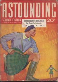 "image of ASTOUNDING Science Fiction: July 1941 (""Methuselah's Children"")"