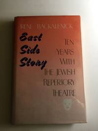East Side Story: Ten Years with the Jewish Repertory Theatre