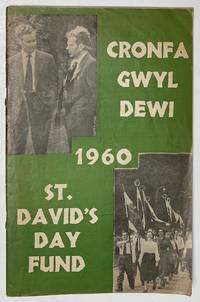 Cronfa Gwyl Dewi 1960 / St. David's Day fund 1960
