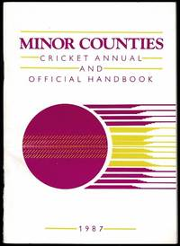 image of Minor Counties Cricket Annual and Official Handbook 1987