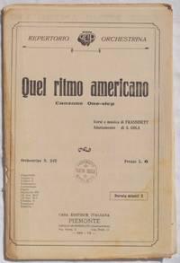 QUEL RITMO AMERICANO