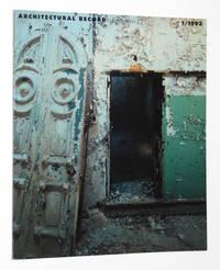 Architectural Record Magazine, January 1993: Donald Judd & Marfa, Texas