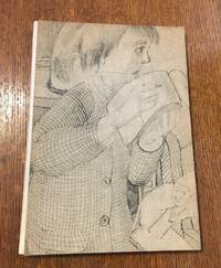 SCRAPBOOK DRAWINGS OF STANLEY SPENCER.