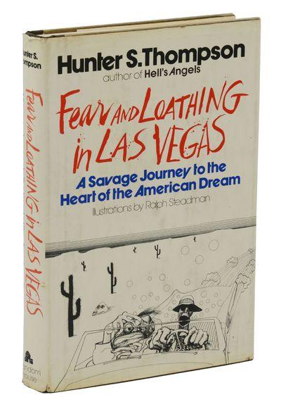 New York: Random House, 1971. First Edition. Very Good/Very Good. First edition, first printing. , 2...