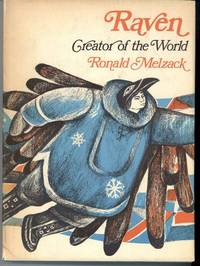 image of RAVEN Creator of the World Eskimo Tales Retold