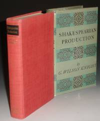 image of Shakespearian Production, with Especial Reference to the Tragedies