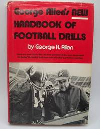image of George Allen's New Handbook of Football Drills