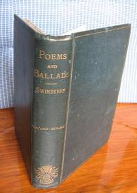 image of Poems & Ballads Second Series