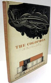 The Colophon; A Book Collector's Quarterly PART SIXTEEN