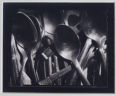 """Tea Spoons, 1995. (""""Monique's..."""