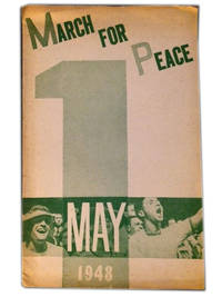 March for Peace, May 1, 1948 by Committee for May Day - 1948