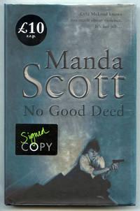 image of No Good Deed (UK Signed Copy)