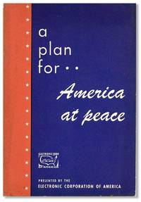 A Plan for America at Peace