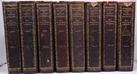 """Biographical History of North Carolina from Colonial Times to the Present (""""Old North State"""" Edition) . In Eight Volumes"""