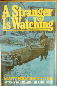image of A Stranger is Watching (Signed 1st Printing)