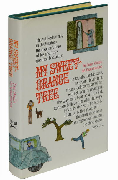 New York: Alfred A. Knopf, 1970. First American edition. Fine/Fine. And the first English-language e...
