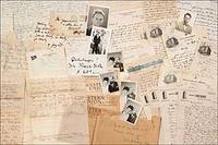 [Archive]: A Collection of Letters and Confidential Correspondence addressed to Yulla Lipchitz (née Mott), Sculptor wife of Jacques Lipchitz