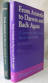 From Aristotle to Darwin and Back Again : A Journey in Final Causality, Species and Evolution