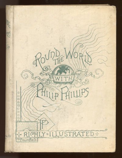 New York: Phillips Publishing Company, 1887. Hardcover. Very Good. First edition. Gift inscription, ...