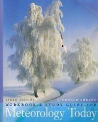 image of Meteorology Today: An Introduction to Weather, Climate, and the Environment. Study Guide/Workbook