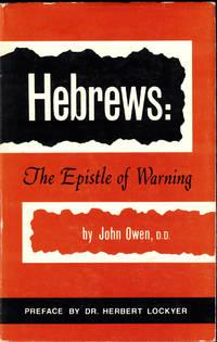 Hebrews: The Epistle of Warning