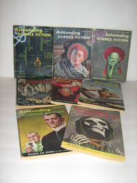 Astounding Science Fiction- 1954-8 issues