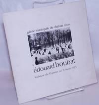 image of Édouard Boubat: Toulouse du 15 Janvier au 15 Février 1975