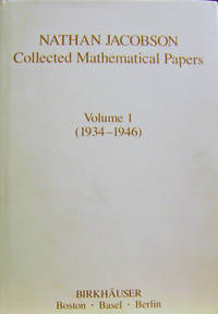 Collected Mathematical Papers:  Volume 1 (1934-1946)