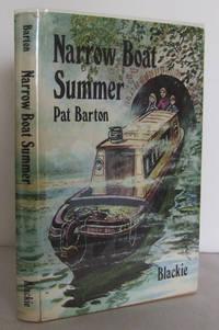 Narrow boat Summer
