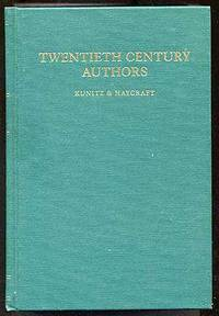 Twentieth Century Authors: A Biographical Dictionary of Modern Literature