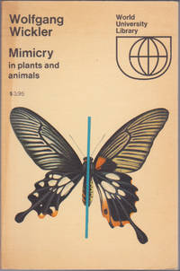 image of Mimicry in Plants and Animals (World University Library, 29)