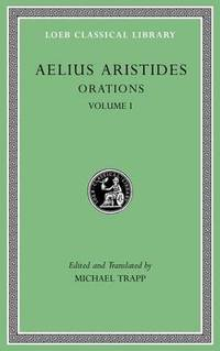 Orations, Volume I: Volume 1