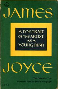 image of A Portrait of the Artist As a Young Man The Definitive Text Corrected from the Dublin Holograph