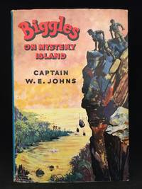 image of Biggles on Mystery Island (Main character: Biggles; Publisher series: Biggles Series.)