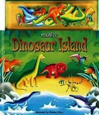 Dinosaur Island (Magnetic Play Books)