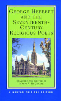image of George Herbert and the Seventeenth-Century Religious Poets
