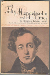 image of FELIX MENDELSSOHN AND HIS TIMES