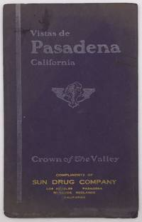 Vistas de Pasadena California Crown of the Valley [cover title]