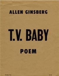 image of T.V. Baby Poem