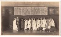 1920 Theatre/Stage Photograph, Framingham Normal School Theatrical Production, 10 x 6