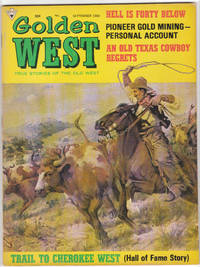 image of A September 1968 Issue of Golden West Magazine True Stories of the Old West