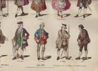 image of Munchener Bilderbogen: Figuren fur Kindertheatre, No. 299 (Erster Bogen) und No. 307 (Zweiter Bogen) .