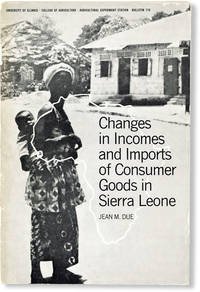 image of Changes in Incomes and Imports of Consumer Goods in Sierra Leone