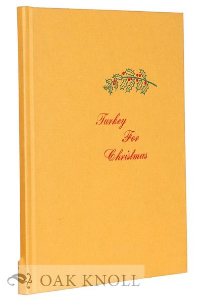 N.P.: n.p., n.d.. paper-covered boards. Christmas Books. 12mo. paper-covered boards. 29+(1) pages. F...