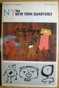 The New York Quarterly; Summer 1972, Number 11