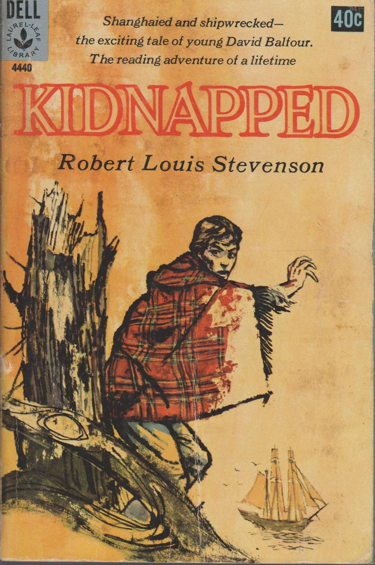 a plot overview of robert stevensons book kidnapped Looking for the plot summary of kidnapped kidnapped book summary be the first i like to read robert louis stevenson's books over and over again.